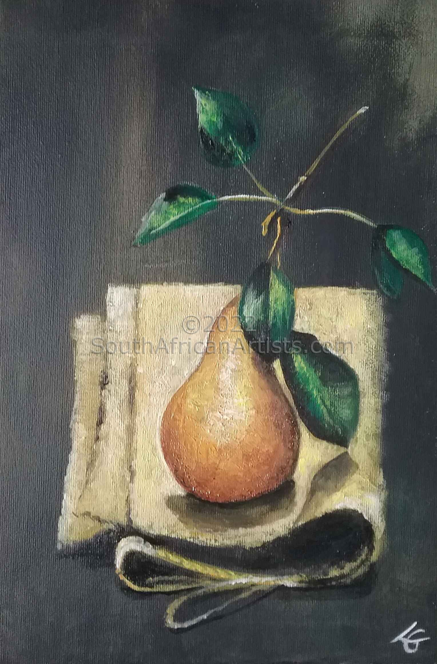 """Life of a Pear"""