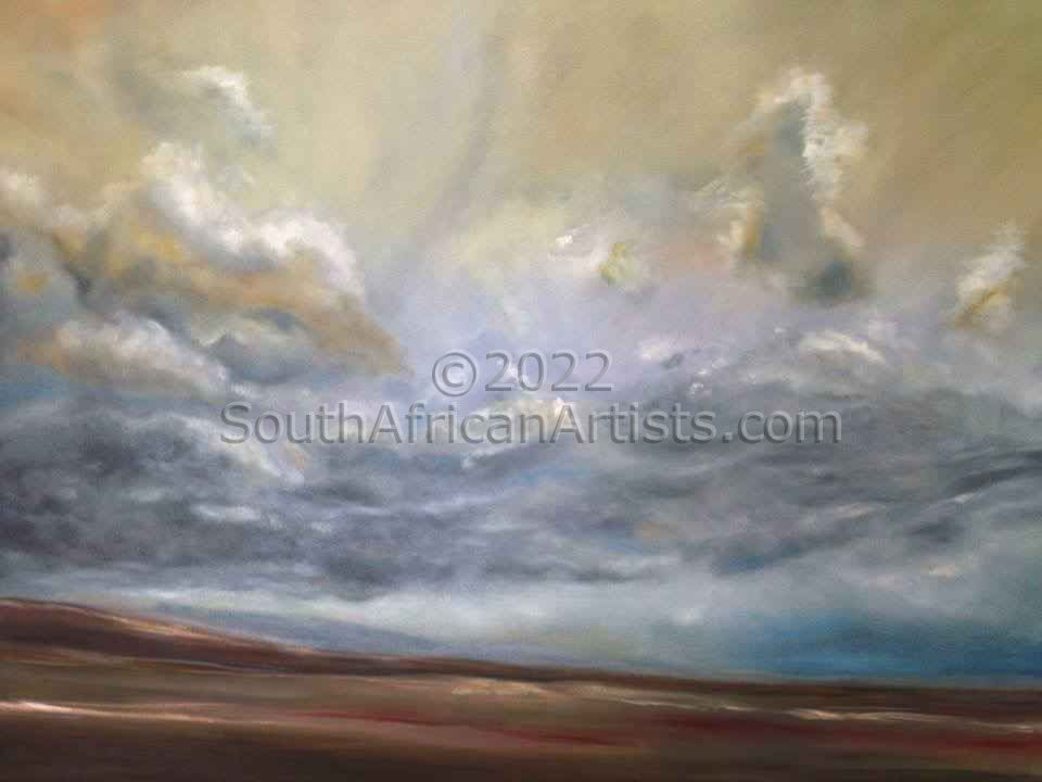 """Kalahari Clouds"""