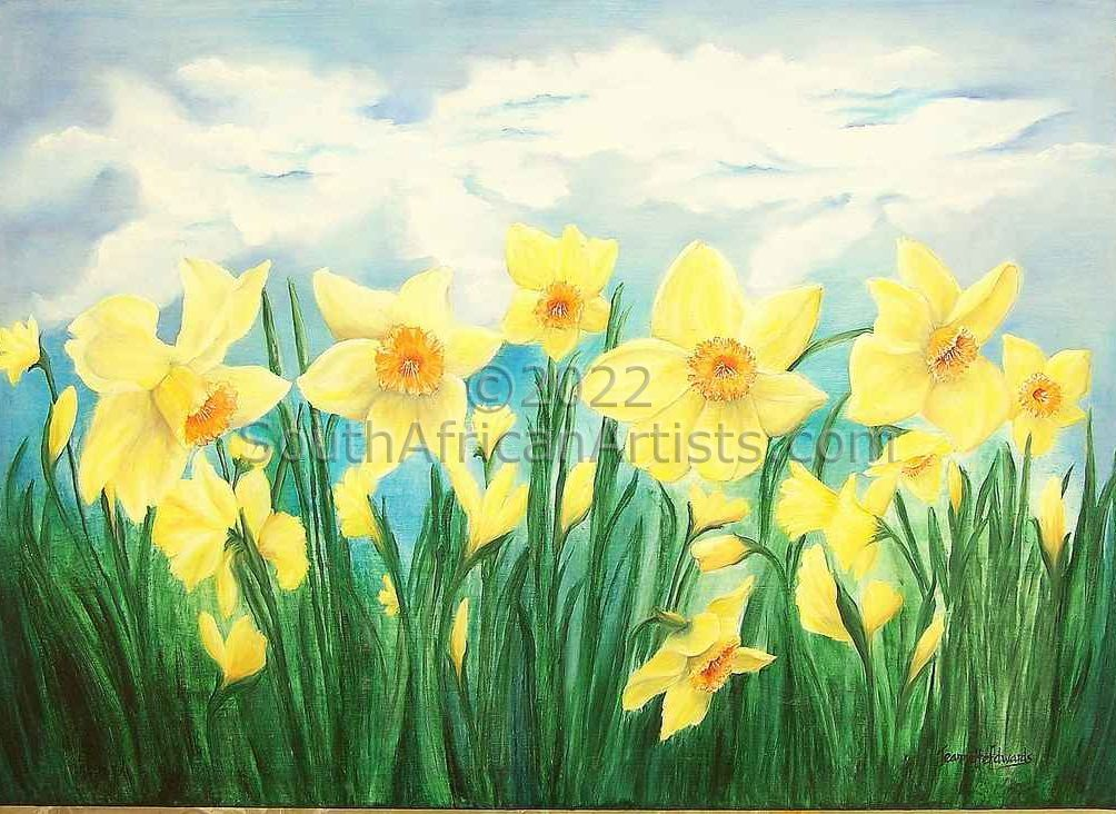 """Ode to a Daffodil"""
