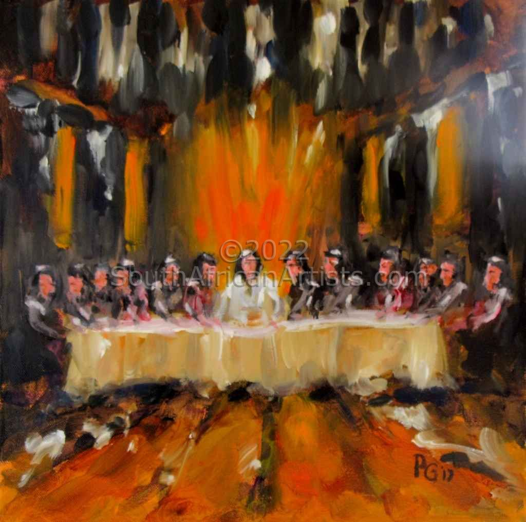 """No 4- The Last Supper"""