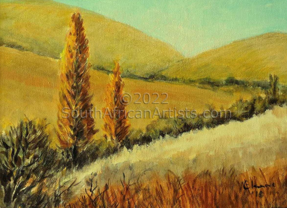 """Highveld Autumn"""