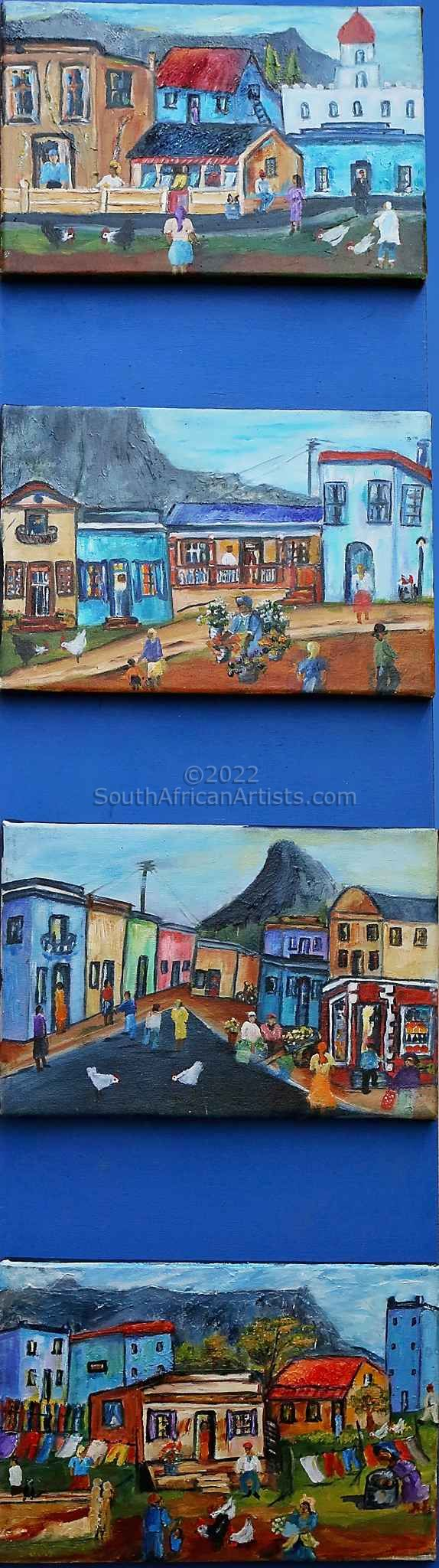 """Memories of Old Cape Town"""