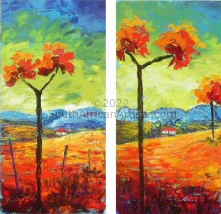 """Red Trees"""