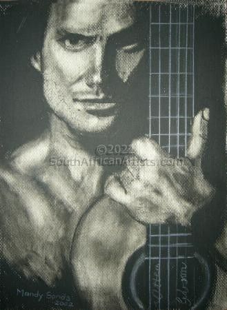 """Sting and Guitar"""