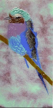 """P76- Lilac-breasted Roller -L"""
