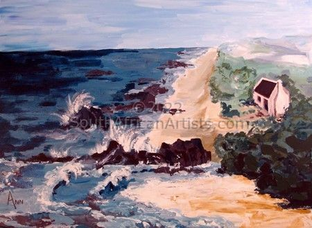 """Cottage By The Sea"""