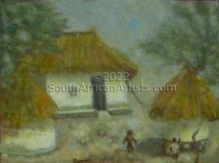 """Thatched Huts"""
