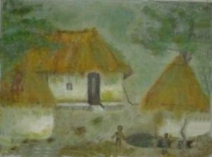 """Thatched Huts 2"""