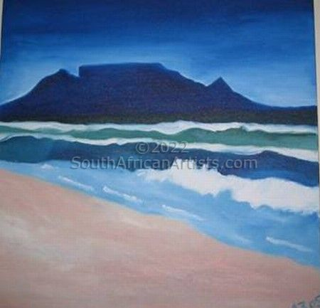 """Another Table Mountain"""