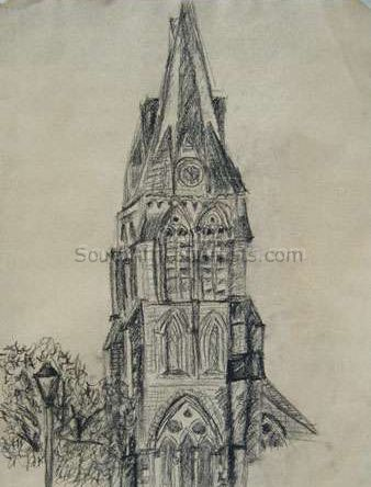 """Grahamstown Cathedral"""