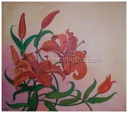 """Tiger Lilies"""