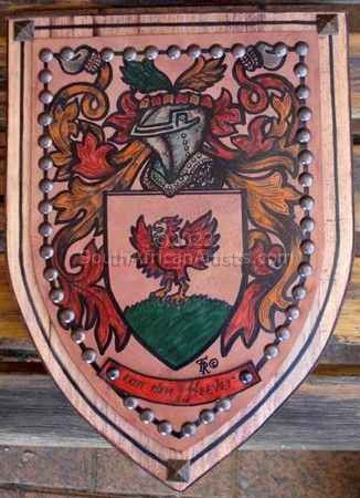 """Family Coat of Arms"""