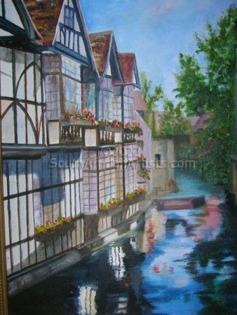 """Canterbury Canals"""