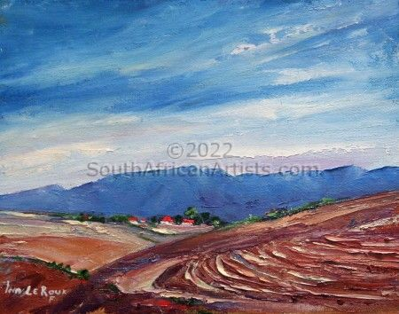 """Ploughed Fields"""