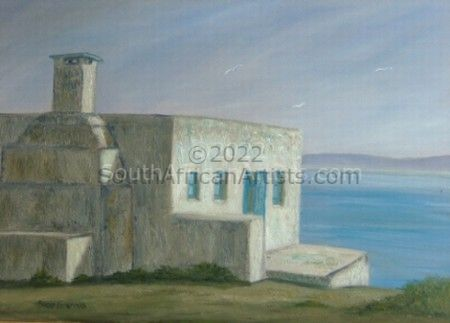 """Small house in Paternoster"""