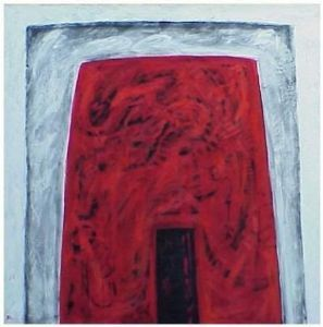 """Red Temple Mound"""