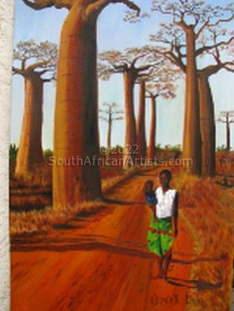 """Baobabs"""