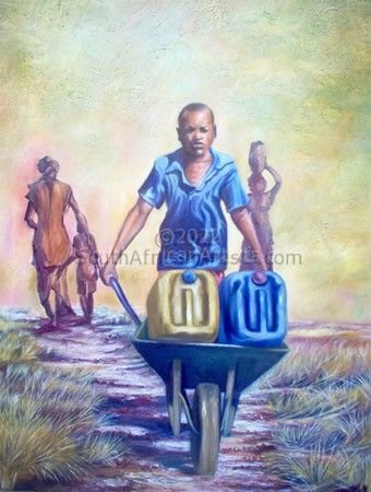 """Fetching Water"""