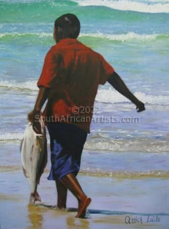 """Fishing in Mozambique"""