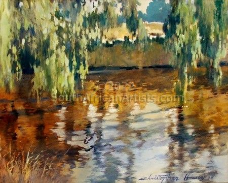 """Willow Reflections"""