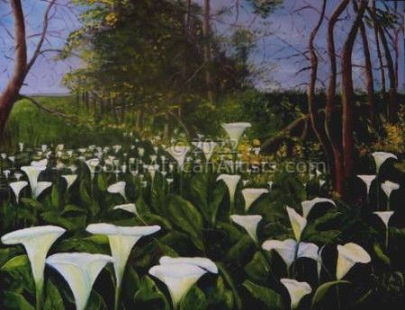 """March of the Lilies"""