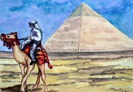 """The Mystery of Egypt"""