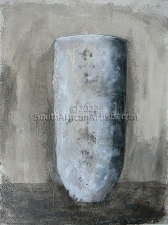 """Clay Vessel #3"""