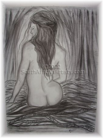 """Nude in Forest"""