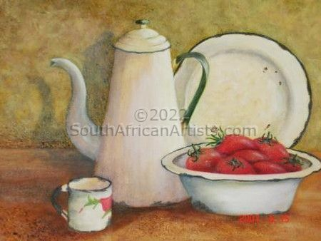 """Coffee and Tomatoes"""