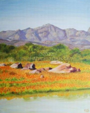 """Water in Namaqualand"""