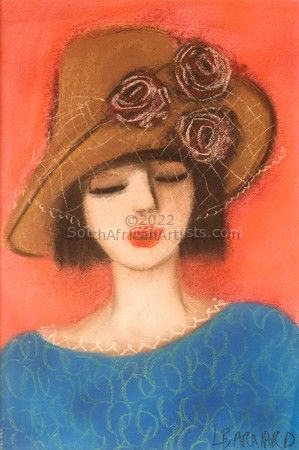 """Lady with Hat"""