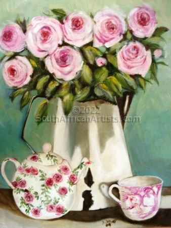 """Tea and Roses"""