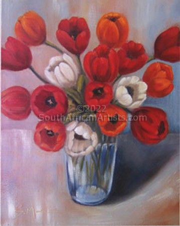 """Tulips - Opening Day"""