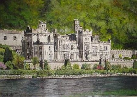"""Kylemore Abbey"""