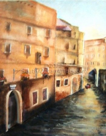 """Streets of Venice"""