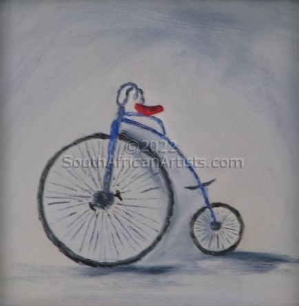 """Vintage Bicycle/Penny farthing"""