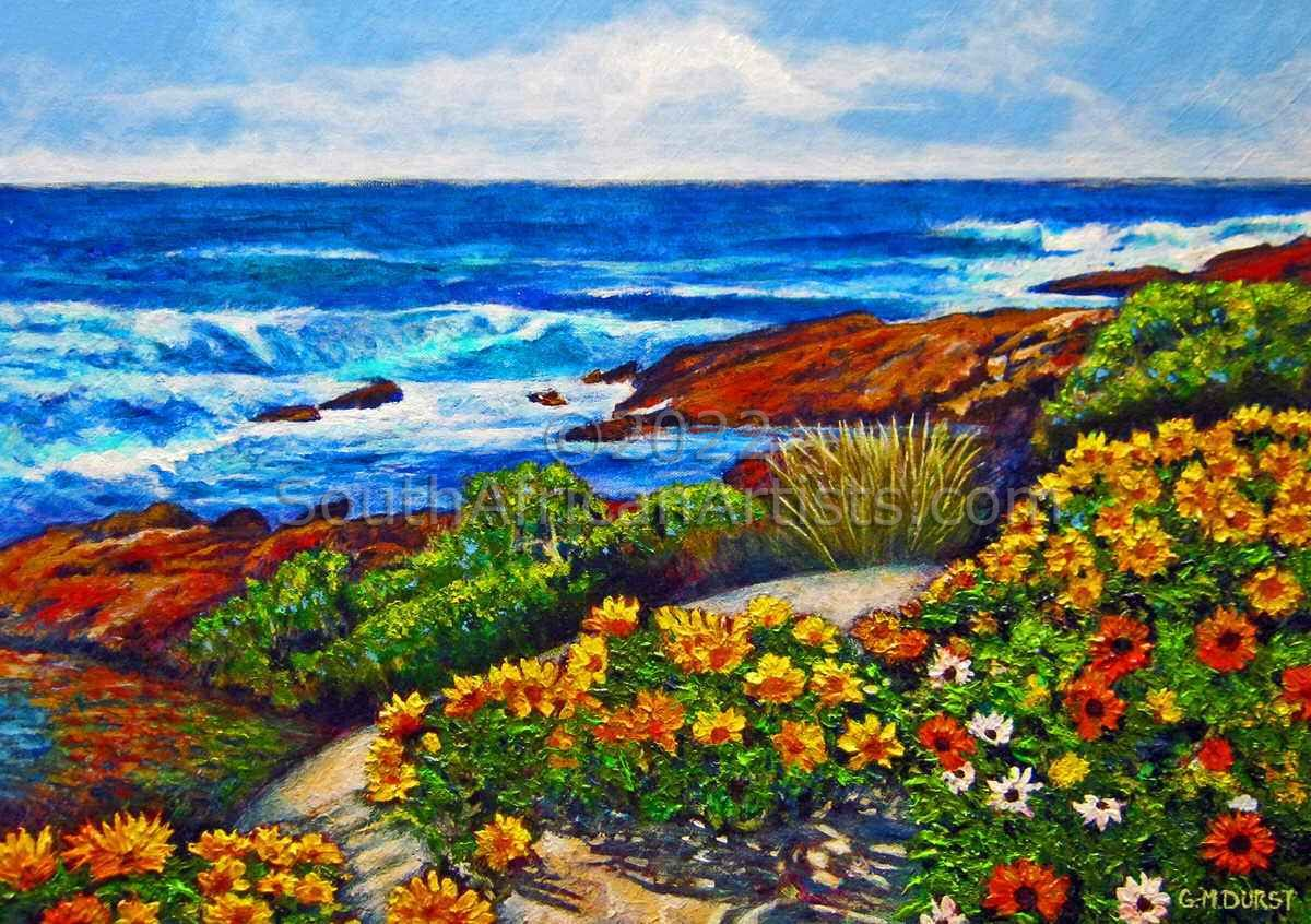 """Sea Side Spring"""