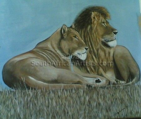 """Lions of Africa"""