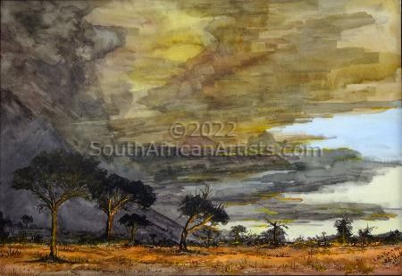 """After a Lowveld Storm"""
