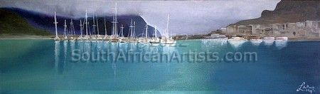 """Hout Bay Harbour"""