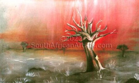 """Quiver Tree - Namibian Series"""