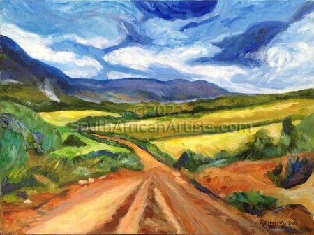 """Road from Napier 1"""