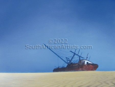 """Bushmans river wreck 1993"""