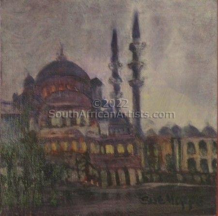 """New Mosque Istanbul"""