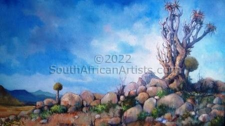 """Quiver Trees - Northern Cape"""