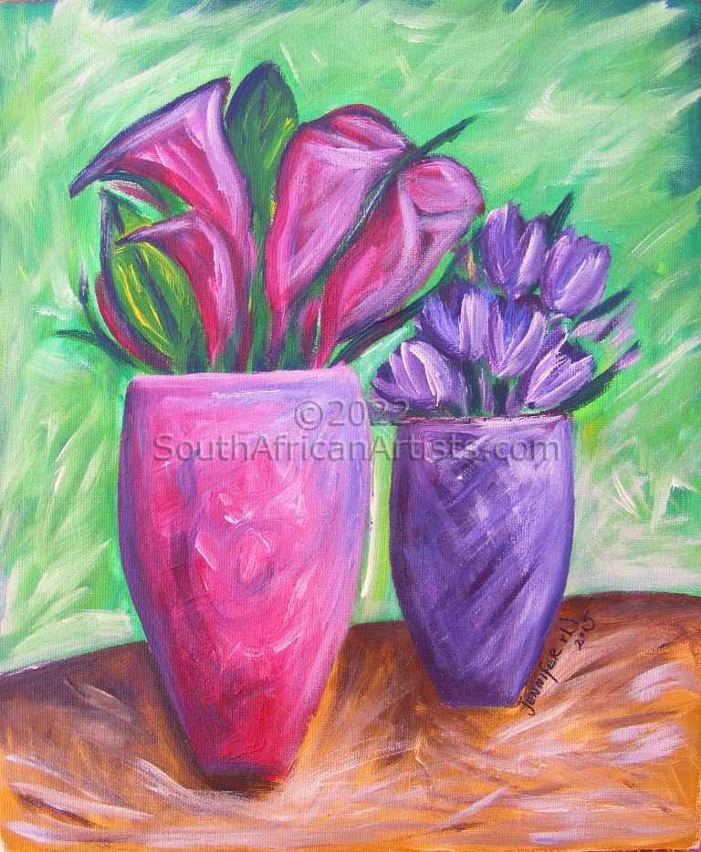"""Tulips and Lilies"""
