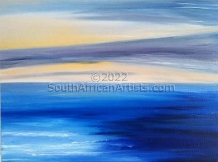 """Table Bay Seascape"""