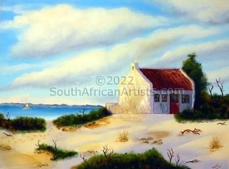 """Beach Cottage"""