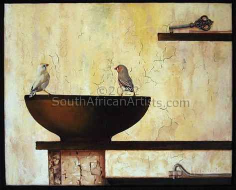"""Finch in the Kitchen - The key"""