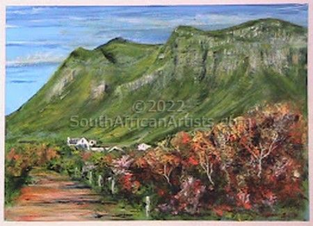 """Marine Drive, Betty's Bay"""